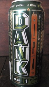 Can of Dank IPA Beer courtesy of: http://appellationbeer.com/dank-ipa/.