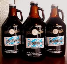 Growlers at Prost Brewing