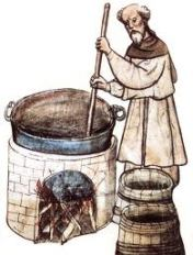 Monks brewing