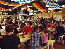 Prost Brewing's German beer hall
