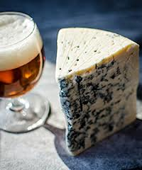 Beer & Blue Cheese