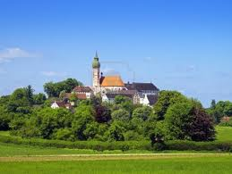 Andechs Monastery, Germany