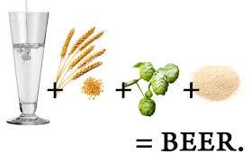 yeast, grain, & hop