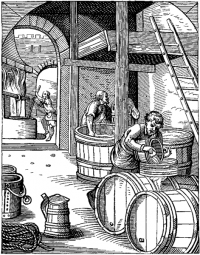 Ancient Brewing - 16th c.