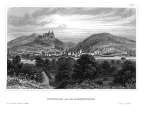 Historical View of Kulmbach