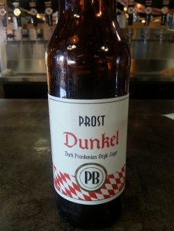 Prost bottles, available in six-packs